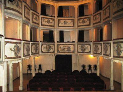 società del teatro della concordia sydel silverman Teatro Concordia monte castello vibio