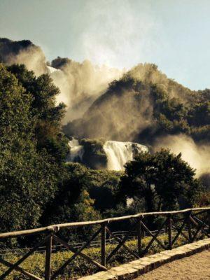 cascata delle marmore falls in love