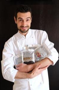 chef polato space food