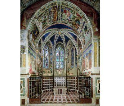 cappella di santa caterina assisi
