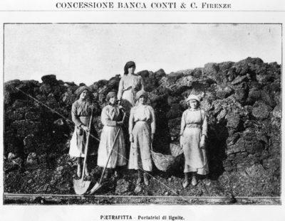 miniera lignite campo di lavoro dipietrafitta
