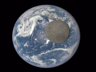 luna e terra