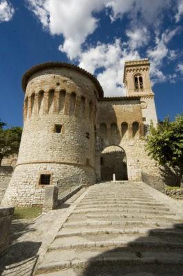 il borgo dei borghi Corciano Porta S. Maria corciano castello di vino medialismi