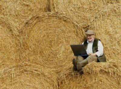 contadino tecnologico