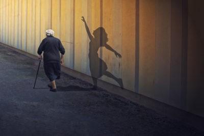 vecchiaia eterna giovinezza