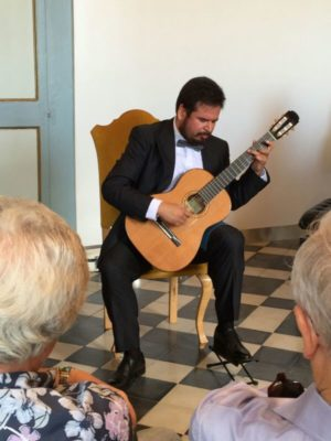 giulio castrica apollo liceo guitar orchestra