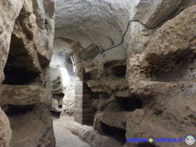 catacombs of san faustino catacombe di san faustino