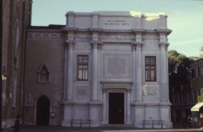 gallerie dell'accademia venezia