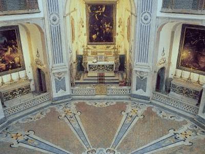 sette opere per la misericordia pio Monte della Misericordia