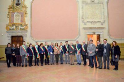 Foto sindaci borghi più belli italia in umbria