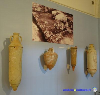 antiquarium lugnano poggio gramignano archeological site
