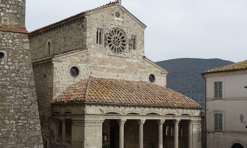 collegiata lugnano in teverina
