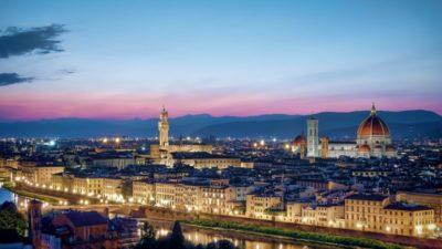 vacanze italia firenze bruno caini documentazione archeologica uffizi