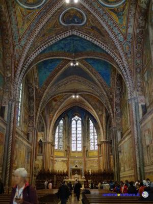 basilica regia San Francesco umanesimo