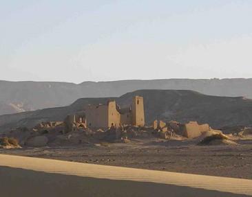 insediamenti romani umm al dabadib