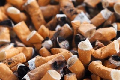 cicche di sigarette
