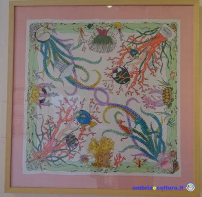 i giorni delle rose foulard gucci mare