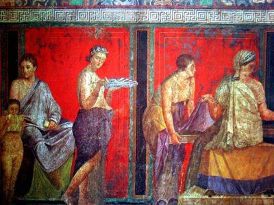 villa dei misteri pompei