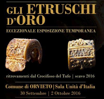 oro degli etruschi
