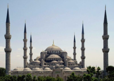 moschea istanbul
