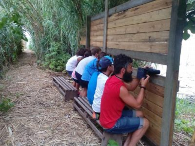 oasi la valle birdwatching