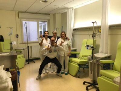 avanti tutta day hospital oncologia