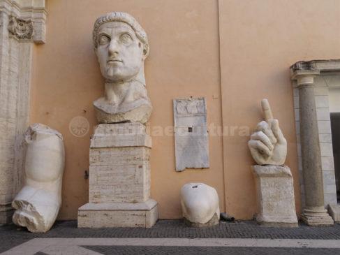 musei civici di roma musei capitolini appuntamenti social musei