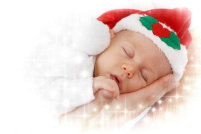 christmas-baby-boy babbo natale