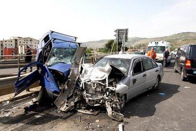 incidenti stradali mortali