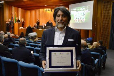 Cristiano Leonardi, premio Fair play