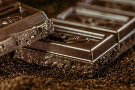 il cioccolato si mette in moto