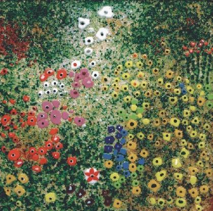 Arte klimt da record il giardino venduto all 39 asta per 56 for Giardino fiorito