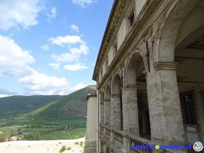 palazzo cesi palace acquasparta la camicia del pittore