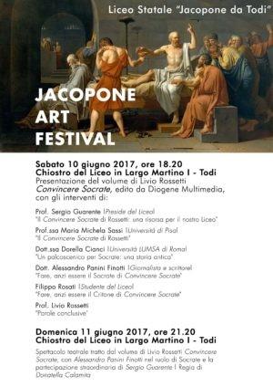 jacopone art festival
