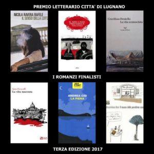 premio lugnano romanzi finalisti
