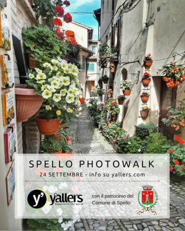 spello photowalk