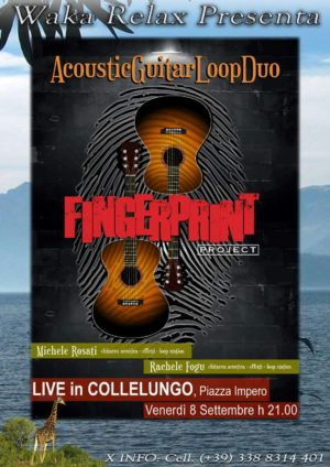 fingerprint project