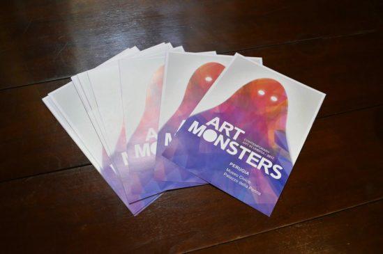 art monsters