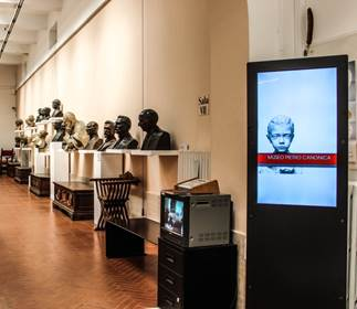 musei da toccare