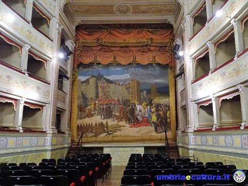 amelia teatro sociale
