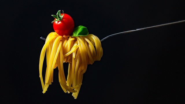 cibo spaghetti