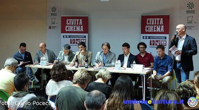Civita Cinema: mostra del cinema o il cinema che si mostra