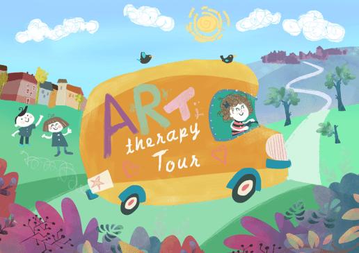 art therapy tour