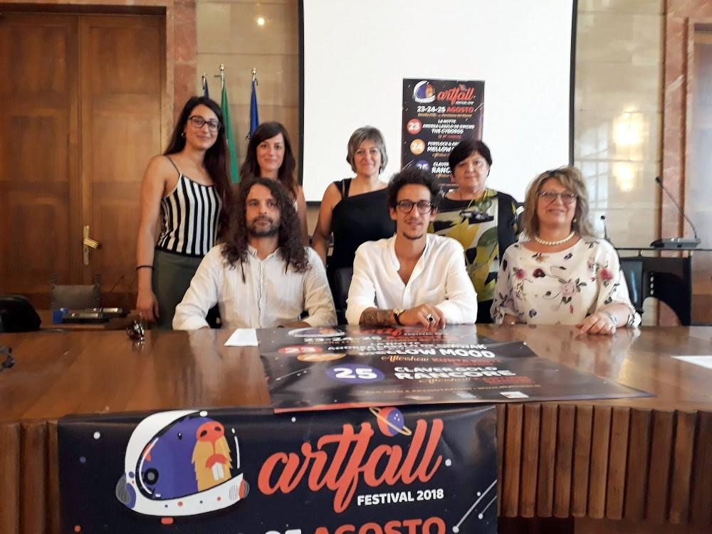 artfall festival