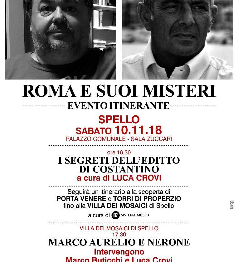roma e i suoi misteri