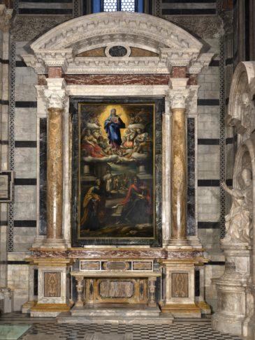altare della consulta