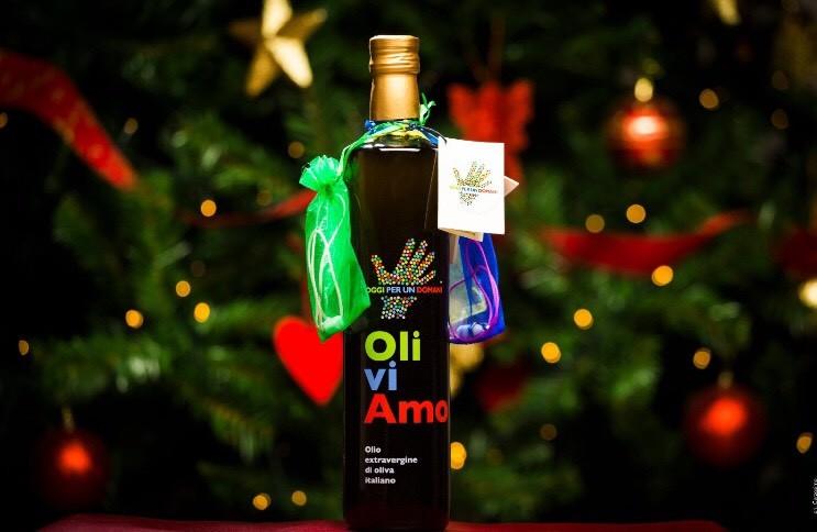 olio oliviamo oggi per un domani