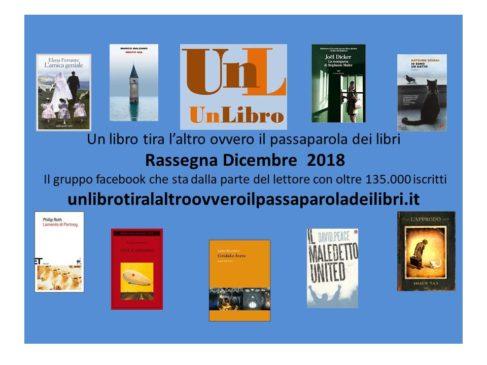 rassegna libri dicembre