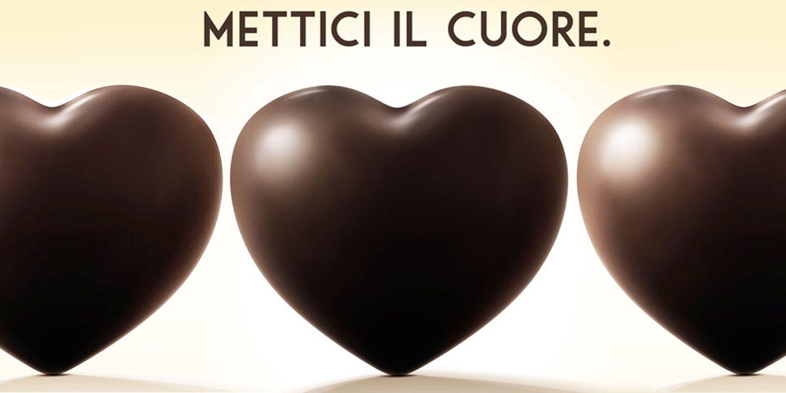 cuori di cioccolato telethon