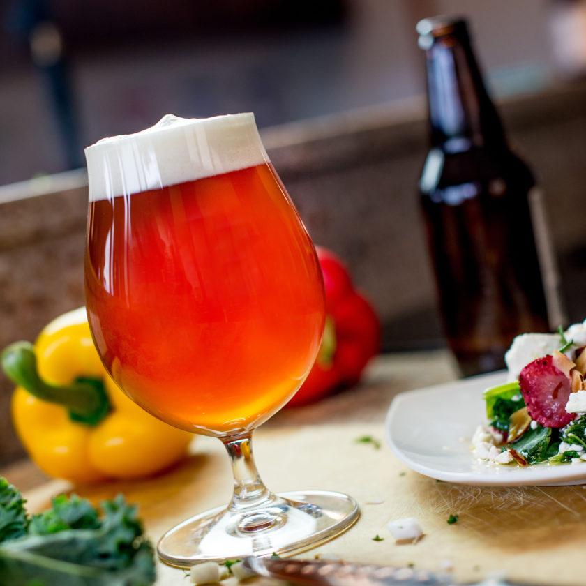 birra e cibo